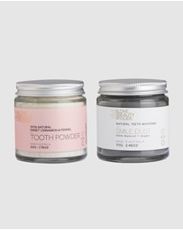 Love Beauty Foods - Cinnamon Toothpowder & Teeth Whitener Pack