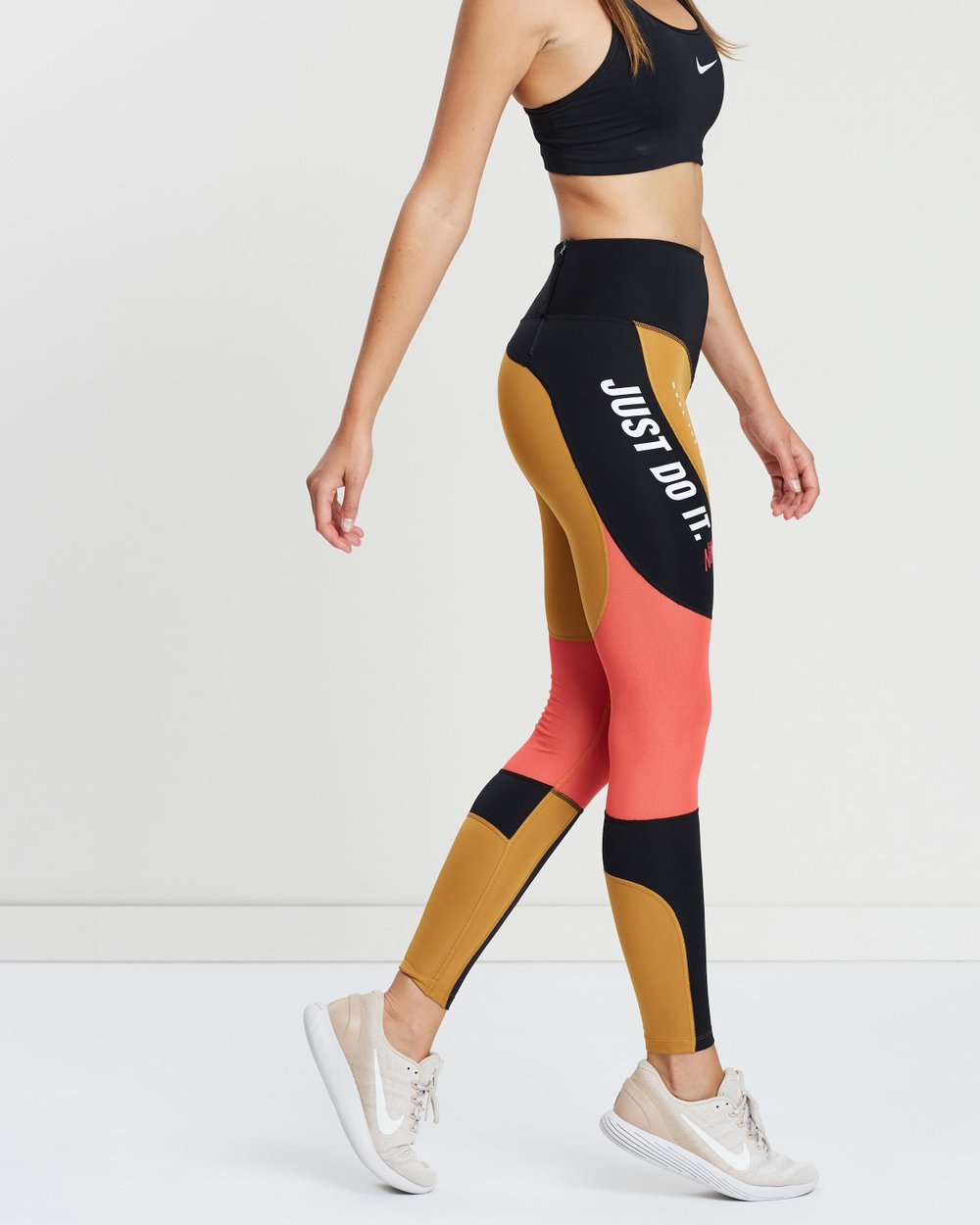 6799bc50337e2 Dri-FIT Power Graphic Training Tights by Nike Online | THE ICONIC |  Australia