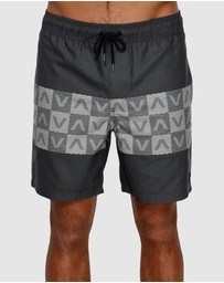 RVCA - Out There Elastic Shorts