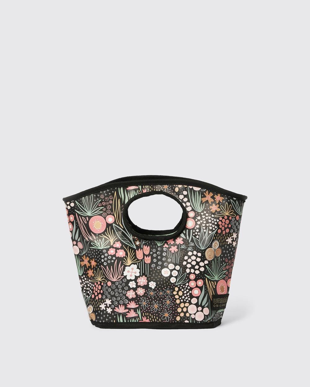 Urban Originals Small Carry All Bag Bags Flowers