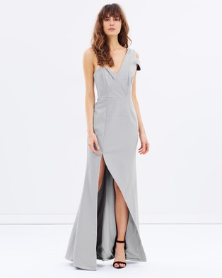 Talulah – Stand Alone Gown – Dresses (Dove)