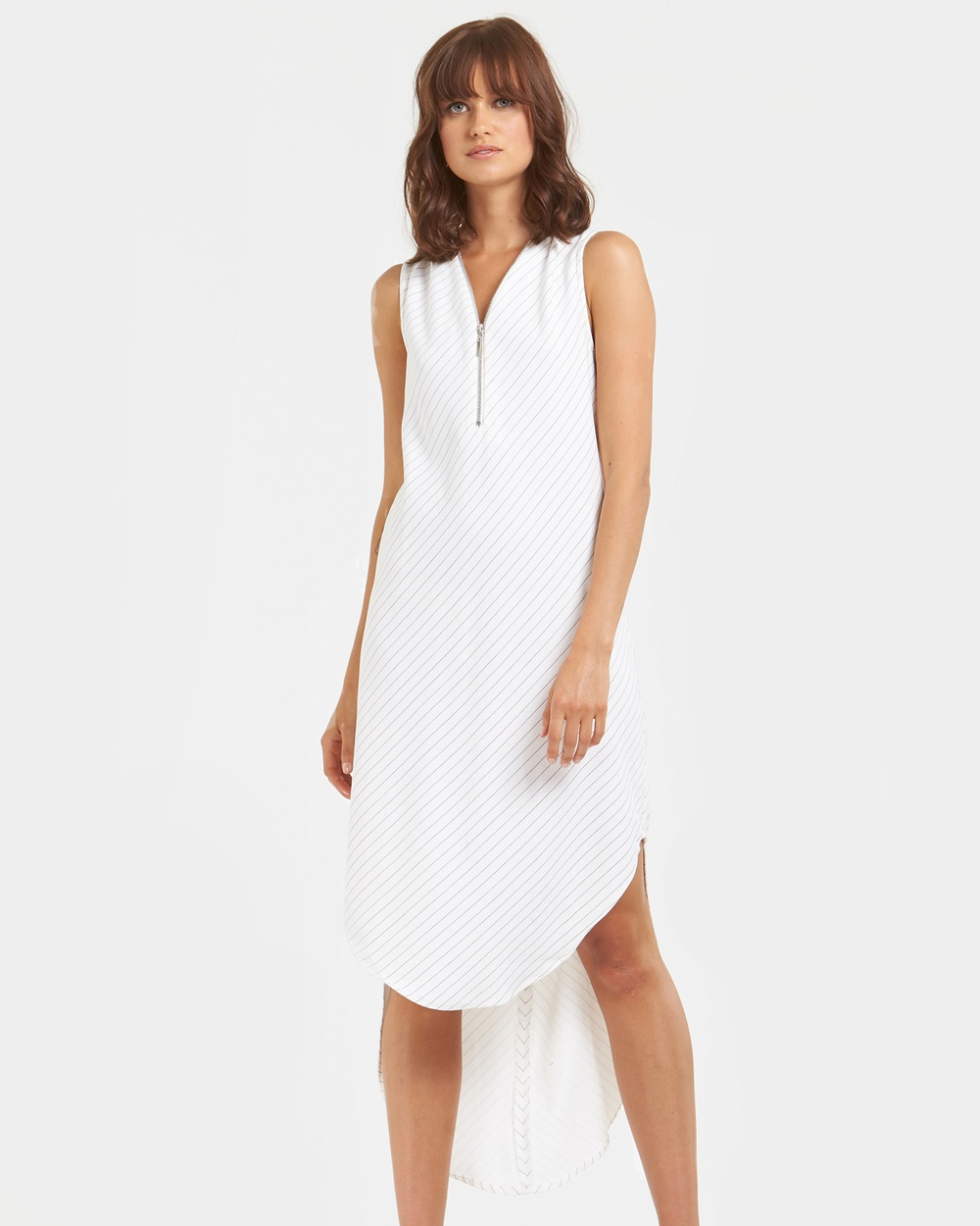 Socialight White Steph Dress