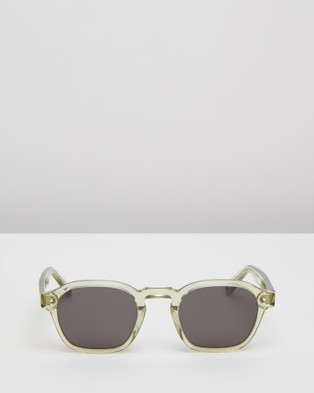 Pacifico Optical Lucius - Square (Tuscan Green)