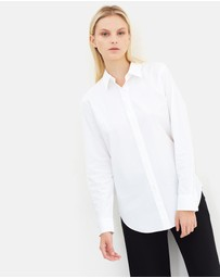 Theory - Essential Button Down Shirt