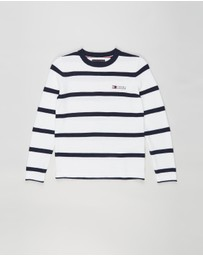 Tommy Hilfiger - Striped Sweater - Teens