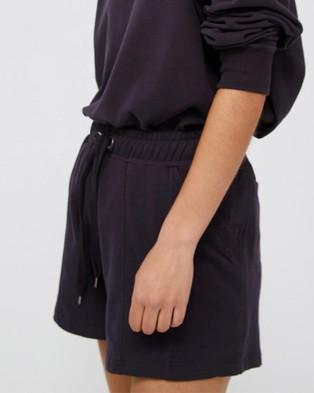 Jac & Mooki Stella Shorts - Shorts (Vintage Black)
