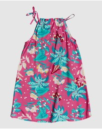Roxy - Girls 2-7 Amazing Trip Halter Beach Dress