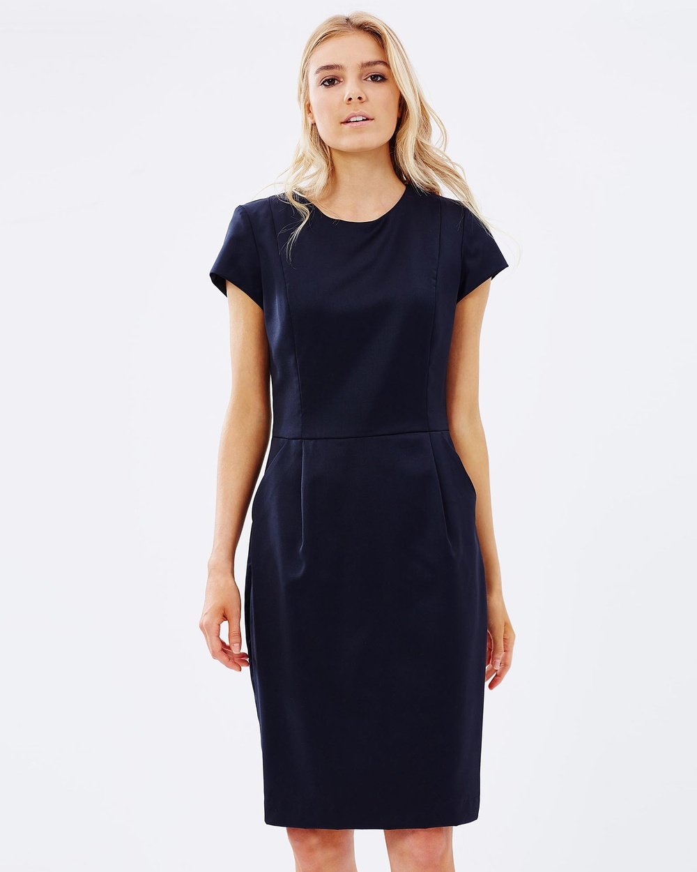 Farage Bianca Dress Dresses Black Bianca Dress