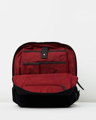 Kapten & Son Oslo - Backpacks (All Black)
