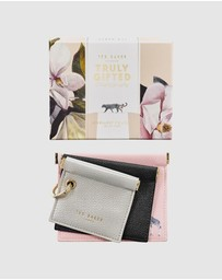 Ted Baker - Jewellery Pouch Trio
