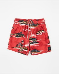 Rip Curl Kids - Dreaming Volley Grom Shorts - Kids