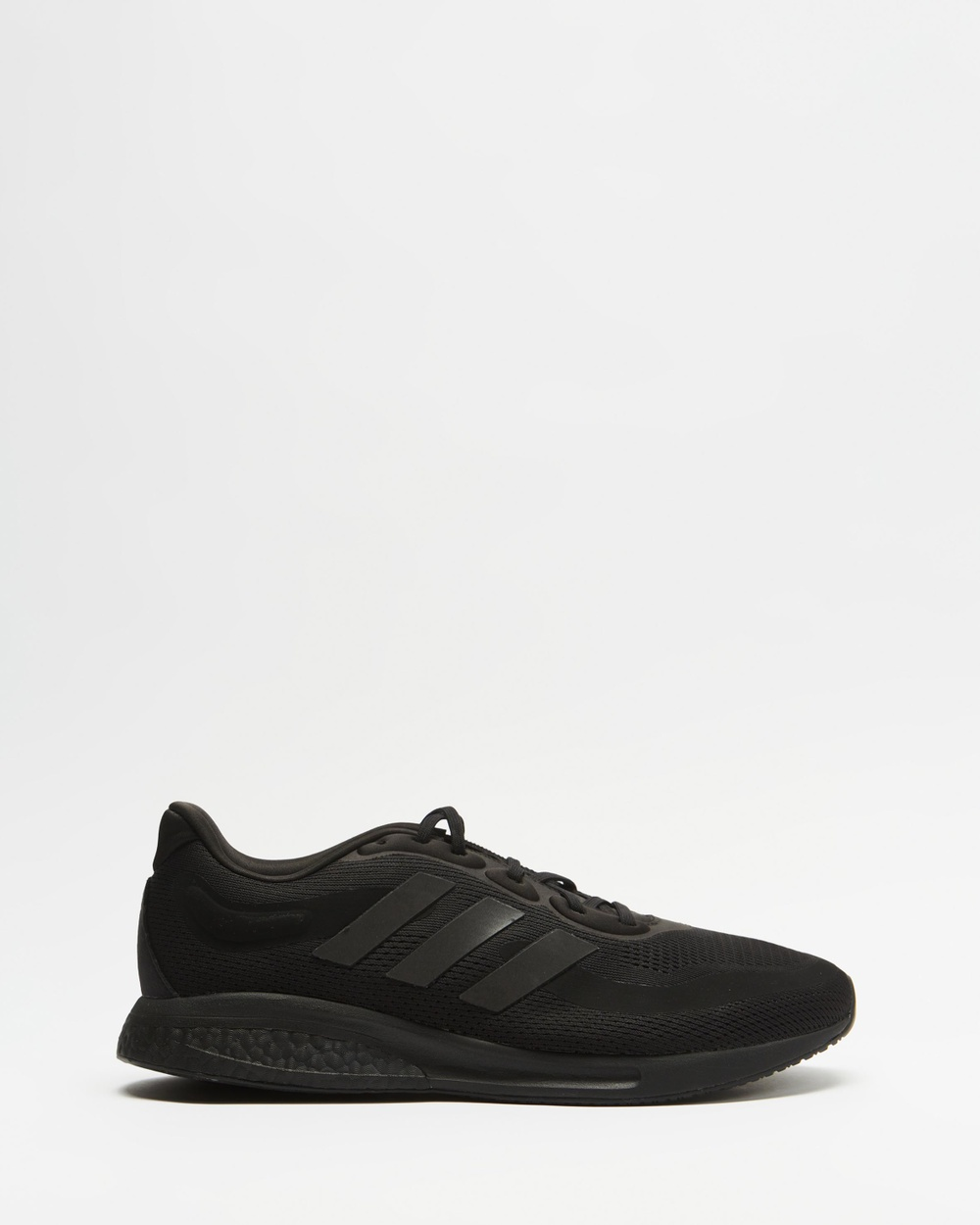 adidas Performance Supernova Shoes Men's Core Black, Core Black & Halo Silver