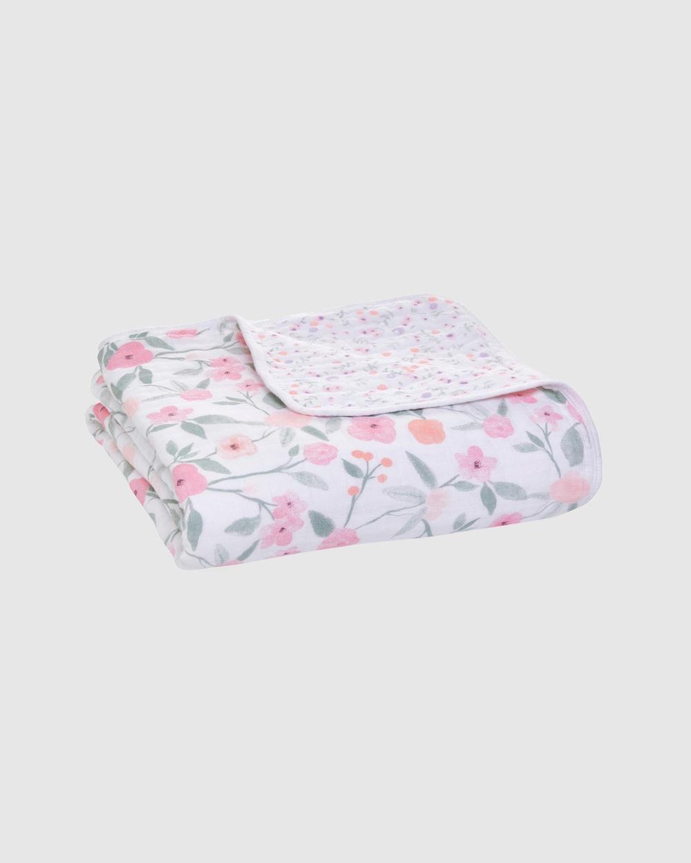Aden & Anais Classic Dream Blanket Blankets Mon Fleur Garden Party
