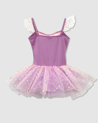 Disney Princess by Pink Poppy Disney Princess Rapunzel Tutu - Dresses (Lilac)