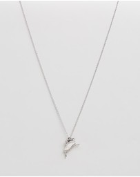 Mestige Kids - Jete Ballerina Necklace With Swarovski Crystals