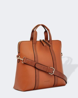 Louenhide Rhodes Laptop Bag - Bags (Tan)