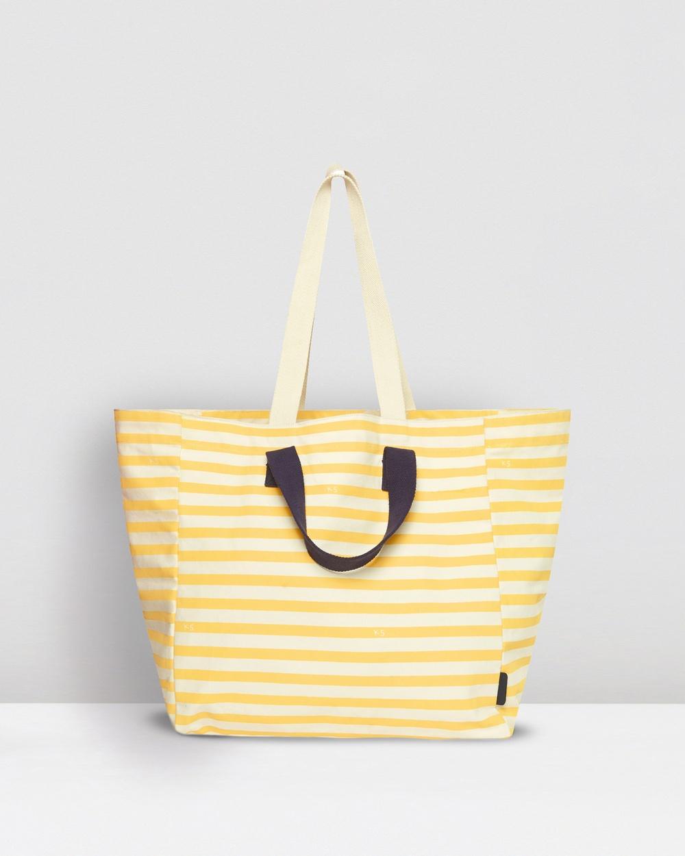 KID STOCK Big Bag Outdoors Yellow