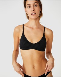 Cotton On Body - U Crop Bralette Bikini Top