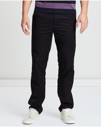 Kent and Curwen - Cotton Twill Stretch Chino Pants