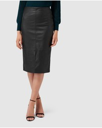 Forever New - Jodie Pu Long Line Skirt