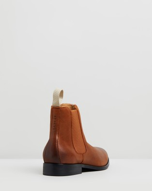 Patron Saint Of Viper Chelsea Boots - Boots (Chestnut Leather)