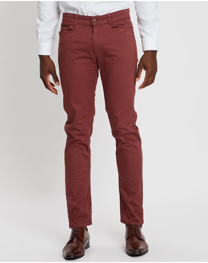 Gieves and Hawkes - Cotton Trousers