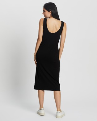 Assembly Label Kai Rib Dress - Dresses (Black)