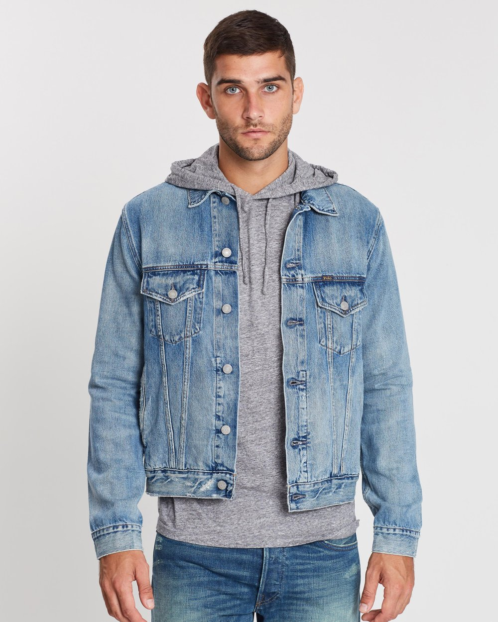 3faa3e53c72 Icon Trucker Denim Jacket by Polo Ralph Lauren Online