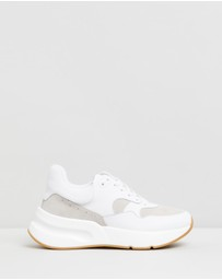 Atmos&Here - Sara Leather Sneakers