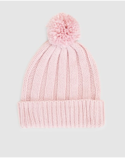French Connection - Pom Beanie