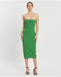 Alex Perry - Ryan Stretch Strapless Dress