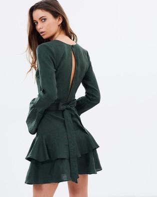 Backstage – Layla Dress Khaki