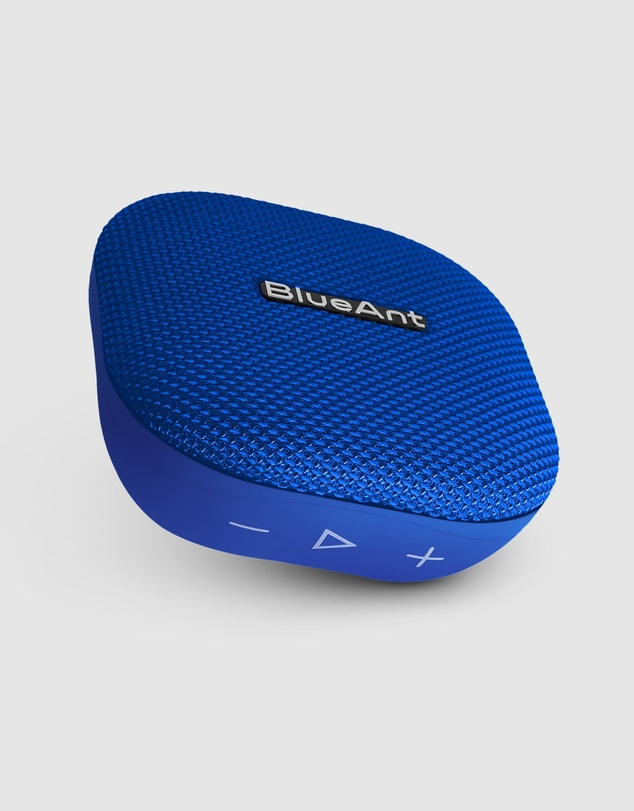 Blue Ant - BlueAnt XO Portable Bluetooth Speaker