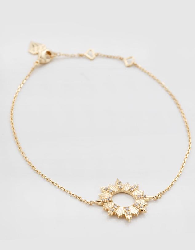 Women Sunseeker Gold Bracelet