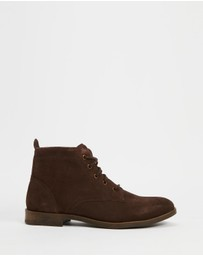 Staple Superior - Beaumont Suede Boots