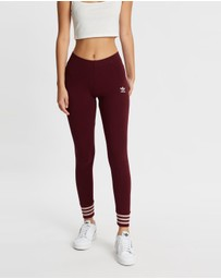 adidas Originals - Glitter Cuff Tights