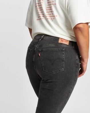 Levi's Curve Plus Wedgie Skinny - Jeans (Jet Pack Plus)