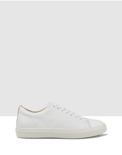Brando Barry Sneakers White/white/white