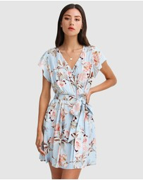 Belle & Bloom - I'm The Star Wrap Dress