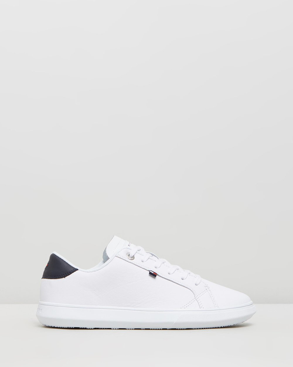 34fa9c39fe947 Essential Leather Cupsole Sneakers by Tommy Hilfiger Online