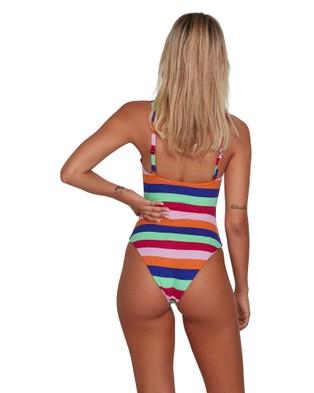 RVCA Mako One Piece - One-Piece / Swimsuit (MULTI)