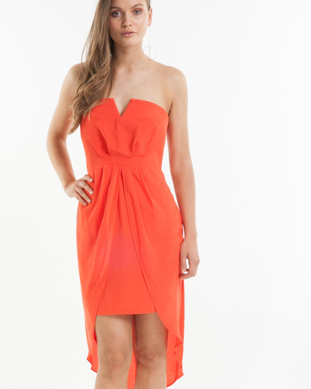 Amelius Heartbreaker Dress Dresses Scarlet Heartbreaker Dress