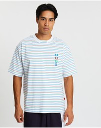 Fred Perry - Beams Striped T-Shirt