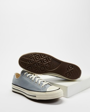 Converse Chuck Taylor All Star 70 Ox   Unisex - Low Top Sneakers (Wolf Green)