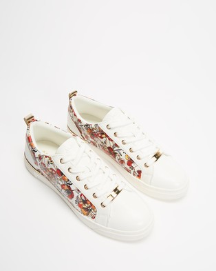 ALDO - Dilathiel Sneakers (White Multi)