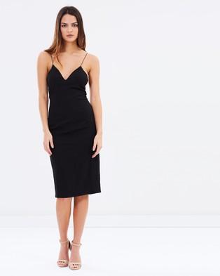 Maurie & Eve – Get Ready Dress – Dresses (Black)