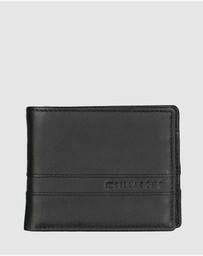 Billabong - Boundary RFID 2 In 1 Wallet