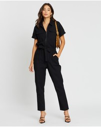 Dazie - Stage Lights Utility Boilersuit