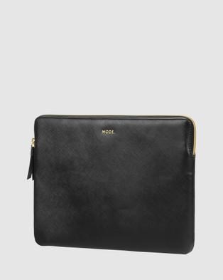 Dbramante1928 Mode Paris Sleeve For 13 inch Laptop - Tech Accessories (Black)