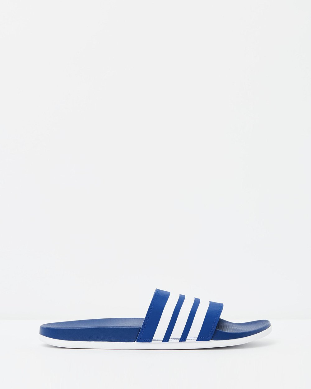 8238229a16b3 Adilette Cloudfoam Plus Stripes Slides - Men s by adidas Performance Online